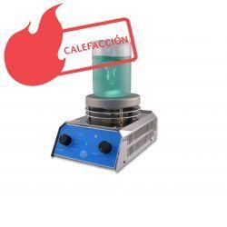 Agitador magnètic amb calefacció LSCI ACS-161. Analògic 10-16 litres