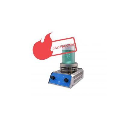 Agitador magnético con calefacción LSCI  ACS-161. Analógico 10-16 litros