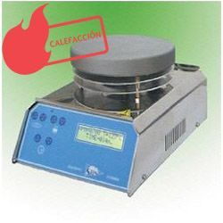 Agitador magnètic amb calefacció LSCI ACS-162. Digital O-F 10-16 litres