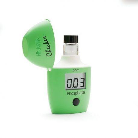 Minifotómetro digital Hanna Hl-717. Fosfato rango alto 0'0 ... 30'0 ppm