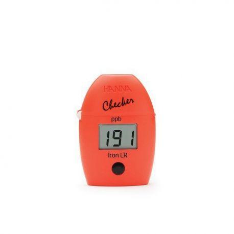Minifotòmetre digital Hanna HI-721. Ferro rang alt 0'00...5'00 ppm
