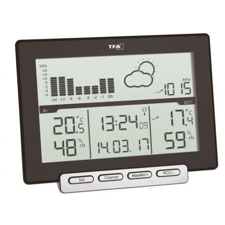 Estación meteorológica digital TFA-1139. Sensor exterior remoto