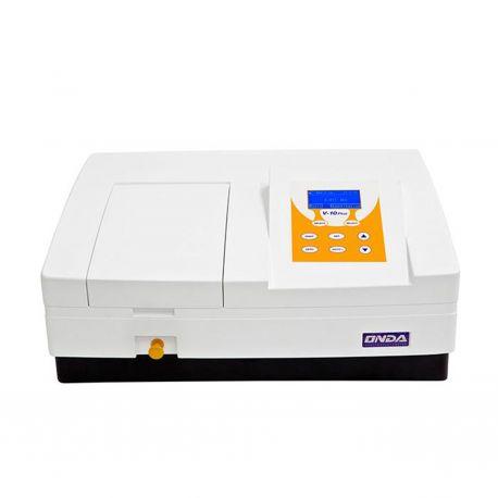 Espectrofotómetro haz único Onda V-10 Plus. Visible 325-1000 nm