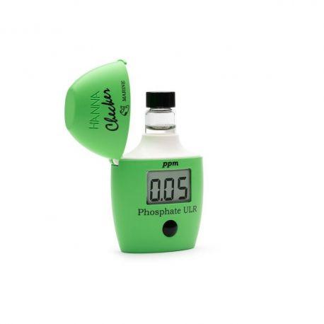 Minifotómetro digital HI-774. Fosfato agua marina 0'00...0'90 ppm