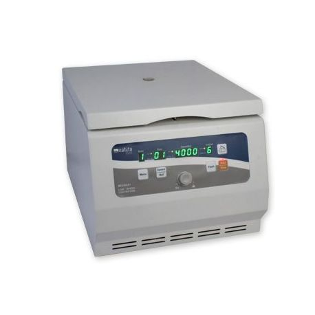 Centrífuga oscilante Medibas 2741. Capacidad 3 cabezales