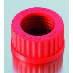 Caputxó plàstic PBT unió roscada GL-25 D-2922709. Pas 15 mm