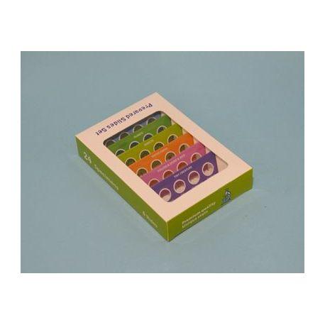 Preparaciones microscópicas QGR-011-24. Biología básica