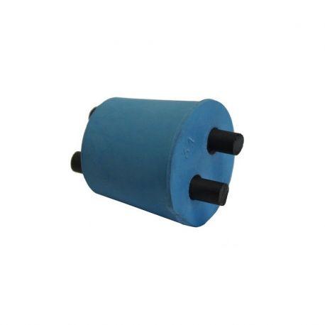 Electrodos electrolizador DA-102016. Carbón (C)