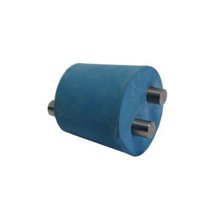 Electrodos electrolizador DA-102019. Hierro (Fe)