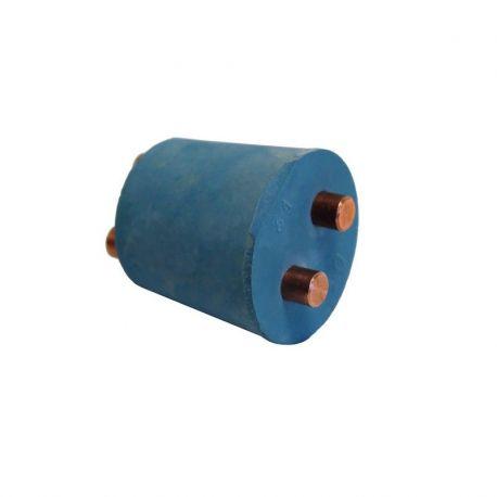 Electrodos electrolizador DA-102013. Cobre (Cu)