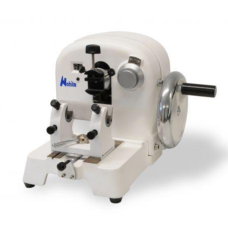 Microtomo mecánico de rotación Nahita ZFP-010. Cortes 0'001-0'025 mm