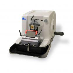 Micròtom mecànic de rotació Nahita ZFP-011. Talls 0'0005-0'06 mm