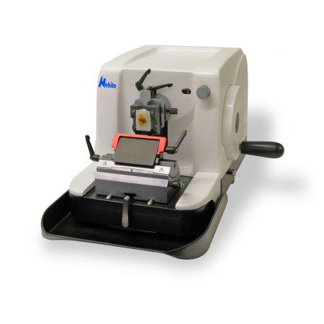 Microtomo mecánico de rotación Nahita ZFP-011. Cortes 0'0005-0'06 mm
