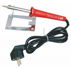 Soldador eléctrico bricolaje MT-34260. Punta aguda 60 W