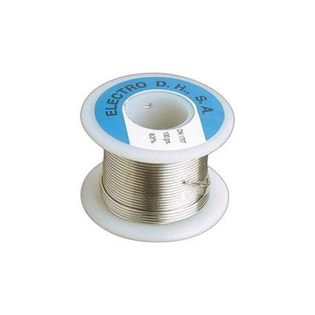 Estany soldar 63% fil 1 mm. Bobina 100 g