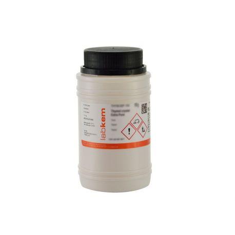 Antimoni metall pólvores CR-9258. Flascó 100 g
