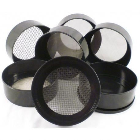 Tamisos plàstic 50x165 mm BI-0139. Columna 6 malles 4-0'063 mm