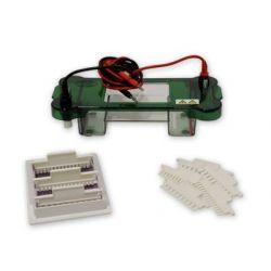 Cubeta electroforesis horizontal Nahita ZFD-013. Gel 100x78 mm