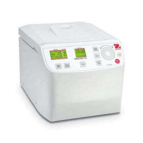 Mini-centrifuga Ohaus Frontier FC5513K. Cabezal angular 24x1'5-2 ml