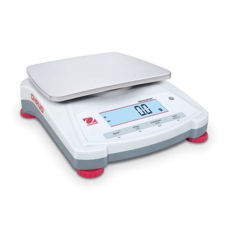 Balanza básica Navigator NV-621. Capacidad 620 gramos en 0'1 g