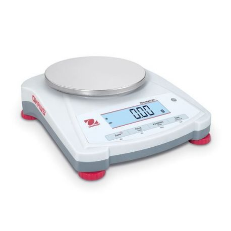 Balança bàsica Navigator NV-222. Capacitat 220 grams en 0'01 g