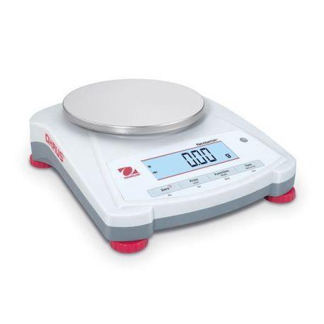 Balanza básica Navigator NV-622. Capacidad 620 gramos en 0'01 g