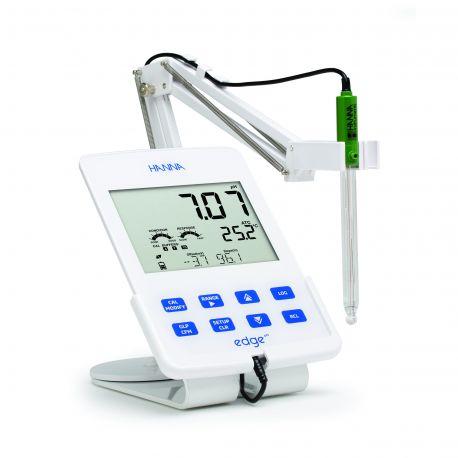 pH-metre laboratori Hanna Edge Blu HI-2202. Rangs pH-ORP-Temp