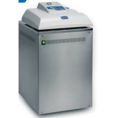 Autoclau vertical purgador atmosfèric PRE-80. Capacitat 80 litres