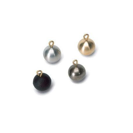 Bolas pendulares 4 materiales 25 mm con gancho 1003230. Juego 4 piezas