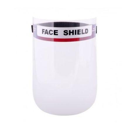 Pantalla protecció facial. Visor PET compacte antientelament