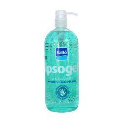 Gel de mans antisèptic hidroalcohòlic bactericida Ipsogel. Dosificador 500 ml