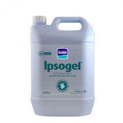 Gel de mans antisèptic hidroalcohòlic bactericida Ipsogel. Garrafa 5000 ml