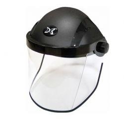 Pantalla protecció facial DC-Guard. Visor òptic policarbonat intercanviable
