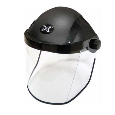 Pantalla protecció facial DC-Guard. Visor òptic PC intercanviable