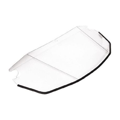 Visor recambio pantalla protección facial  DC-Guard. Policarbonato incolor
