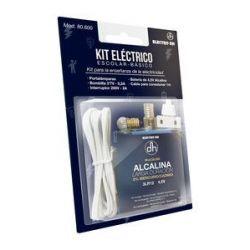 Equip electricitat DH-80600. Circuit elèctric simple