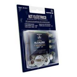 Equipo electricidad DH-80601. Circuito eléctrico triple
