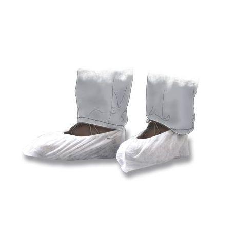 Cubrezapatos desechables polipropileno. Caja 1.000 unidades