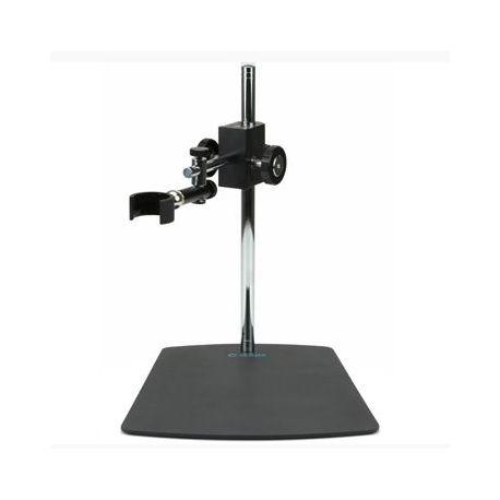 Suport lupa Q-scope QS-MS40-D. Metàl·lic amb ajust fi tridimensional
