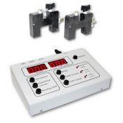 Cronòmetre digital barreres DM-241012. Comptador 0'01 ms a 99'999 sg