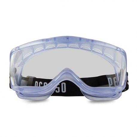 Gafas protección policarbonato PC Pegaso 21-XL. Cinta elástica