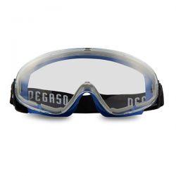 Gafas protección policarbonato PC Pegaso 22-EOS. Cinta elástica