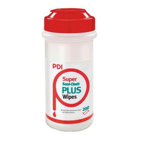 Toallitas hidroalcohólicas desinfectantes PDI. Bote 200 unidades