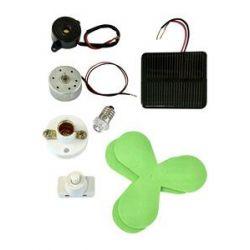 Equip electricitat DH-80605. Circuit elèctric solar amb motor