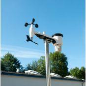 Estación meteorológica digital PCE-FWS-20N. Sensores exteriores remotos