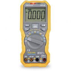 Multímetre digital Promax FP-2. Vcc-Vca-Acc-Aca-Ohm-Temp